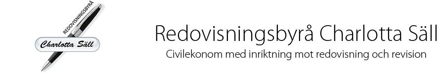 Redovisningsbyrå Charlotta Säll